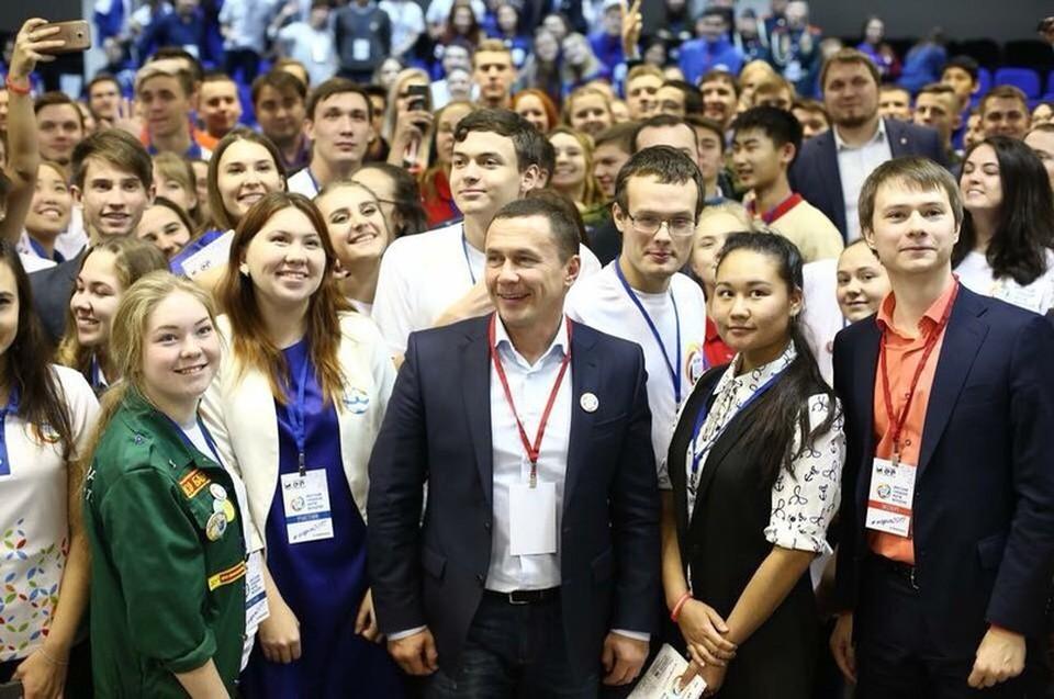 Даешь, молодежь! В Иркутске стартовал городской молодежный форум
