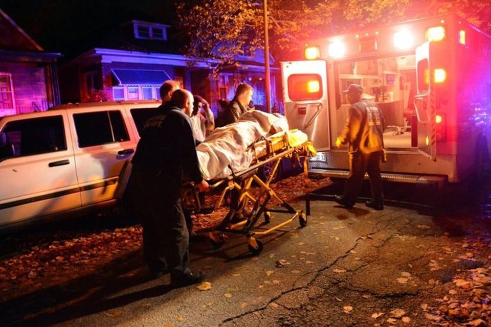 Раненых доставили в больницу в критическом состоянии, но спасти их жизнь не удалось