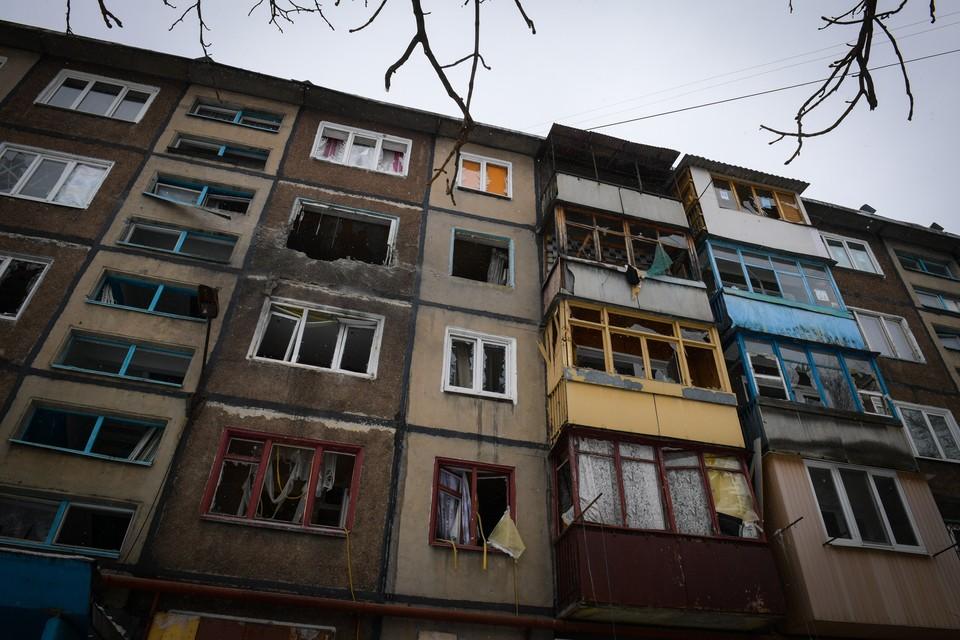 Украинцы стреляют по гражданским объектам инфраструктуры