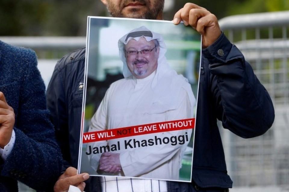 Джамаль Хашукджи пропал на территории саудовского генконсульства в Стамбуле 2 октября