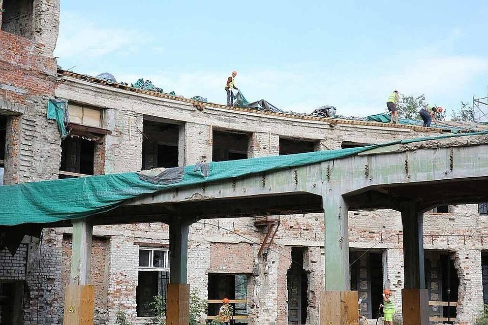 Проект реконструкции здания скорректируют с учетом замечаний Третьяковской галереи