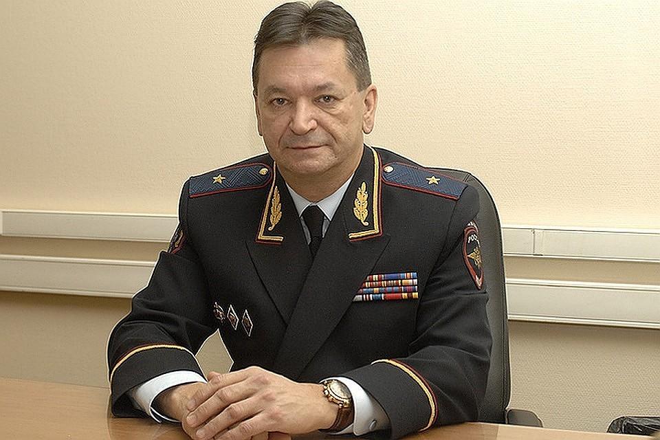 Александр Прокопчук. ФОТО Пресс-служба МВД России.