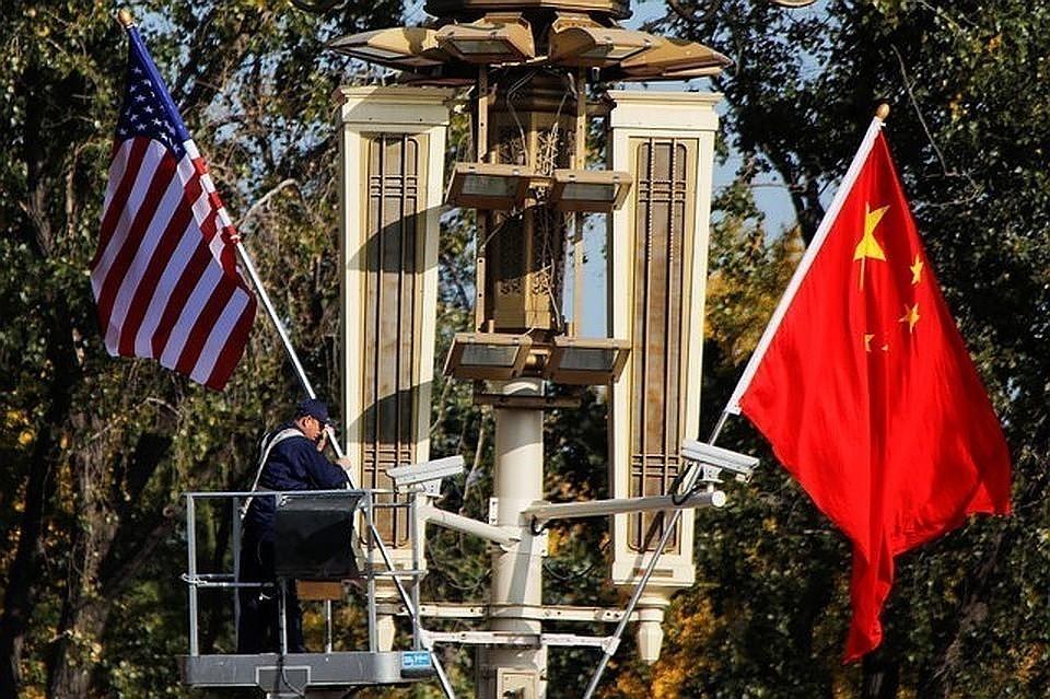 США обвинил Китай в частых попытках кибератаки.