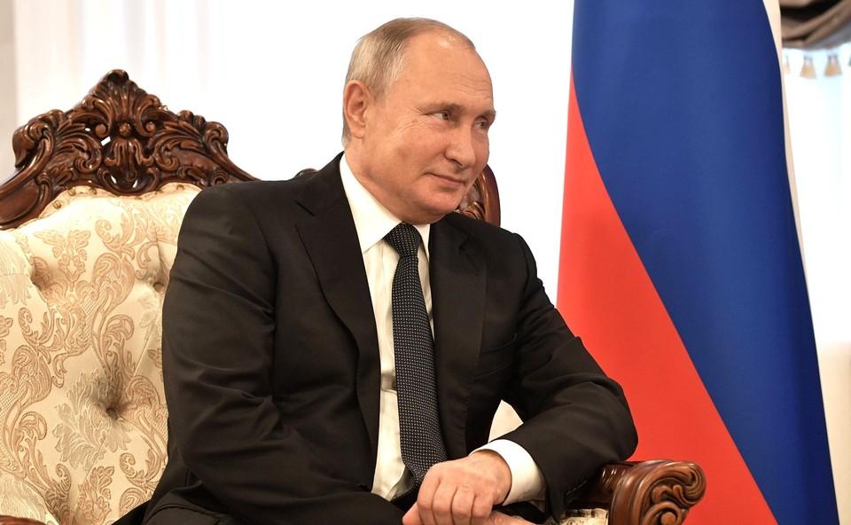Путин подписал закон о самозанятых