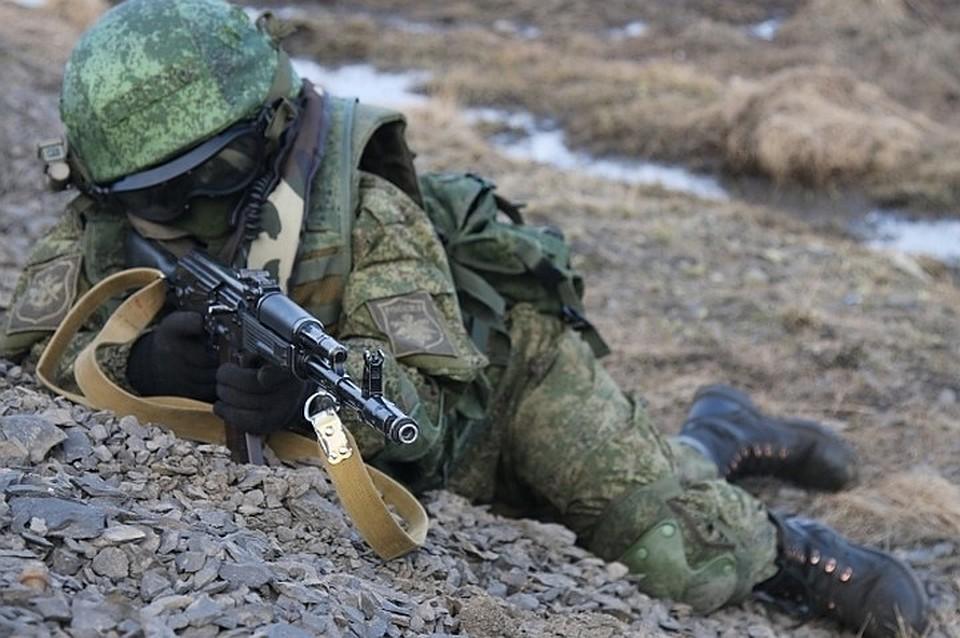 257983dc84e9 Военные Хабаровского края испытали на себе экипировку «Колпак»