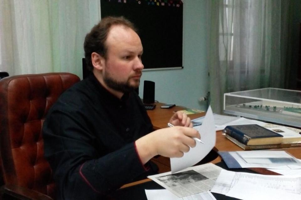 Священнослужитель 7 лет руководил Свято-Иннокентьевской православной гимназией.