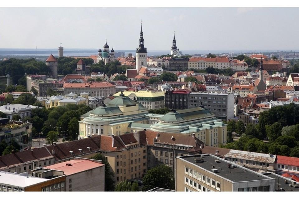 В Эстонии вандалы осквернили мемориал жертвам коммунизма