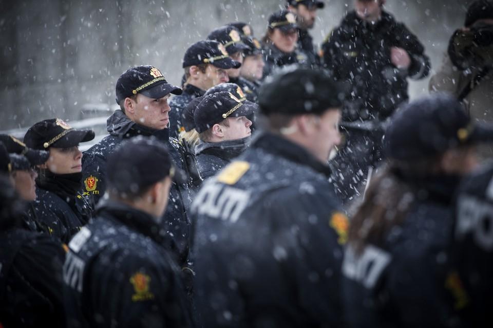 В полицейский участок в Норвегии прислали взрывное устройство