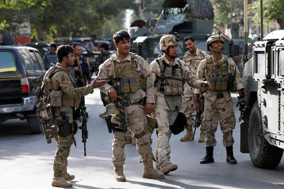 В Афганистане в результате атаки талибов* погибли 14 военных