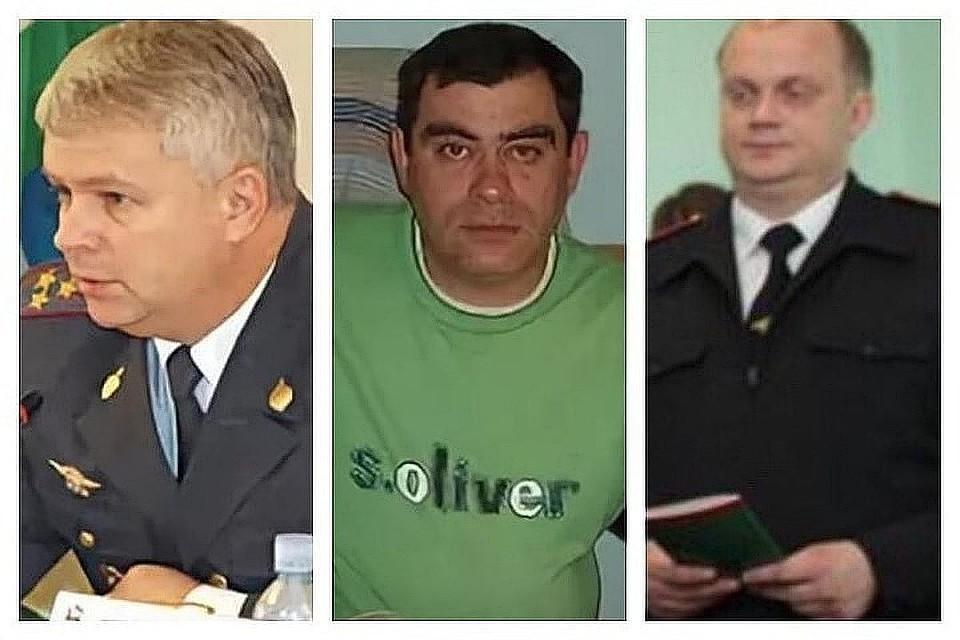 Экс-полицейские, обвиняемые в изнасиловании дознавательницы в Уфе