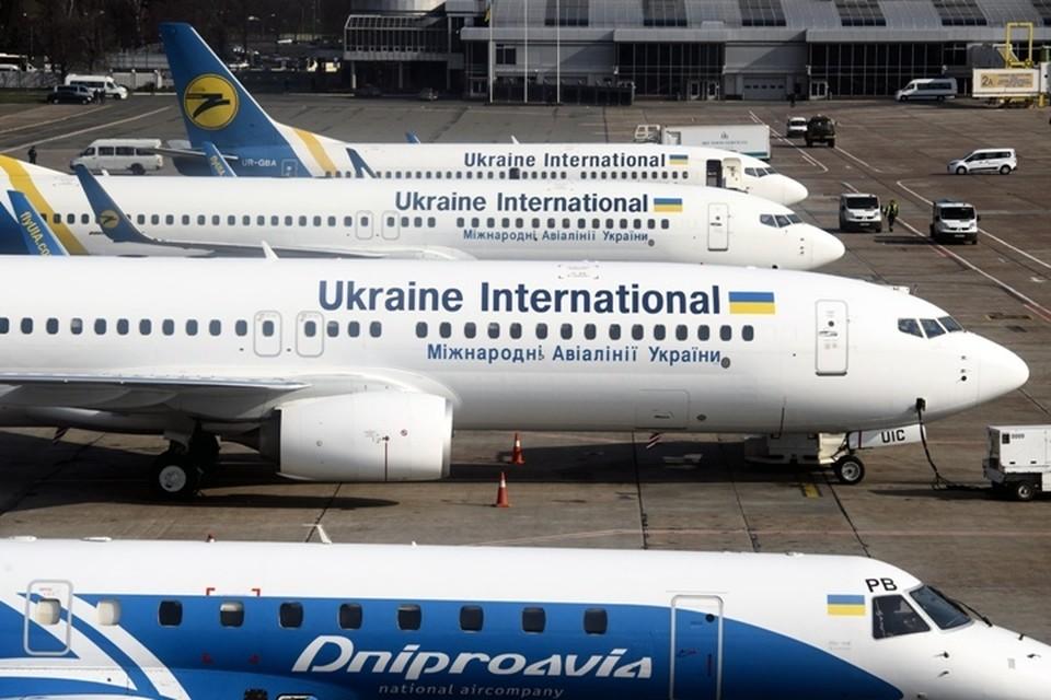 Киевский международный аэропорт «Борисполь» уже работает в штатном режиме
