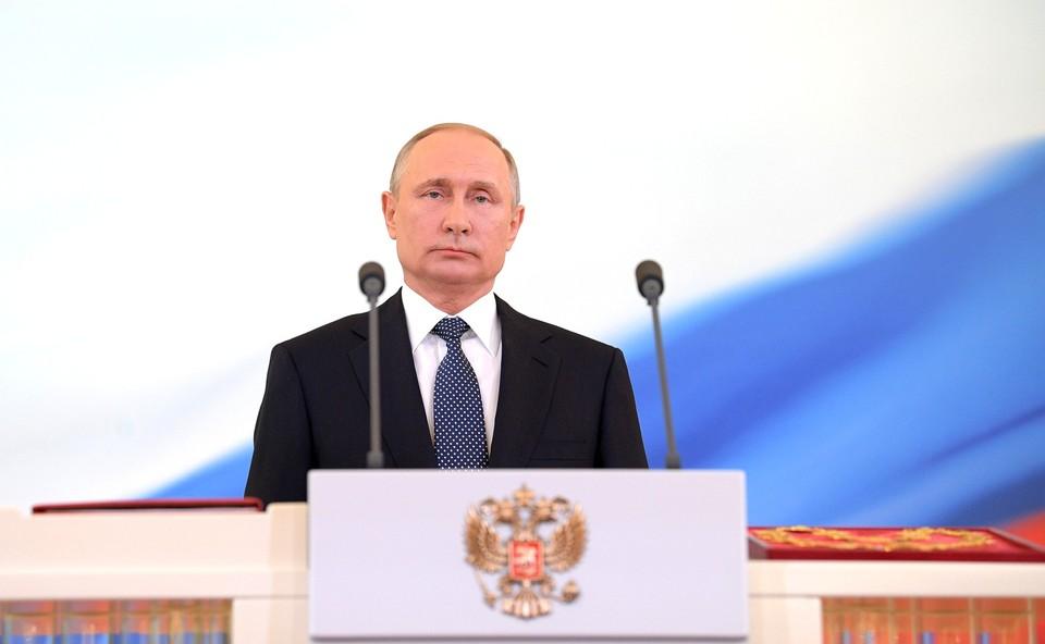 """Путин снова может стать """"Человеком года"""" Time"""