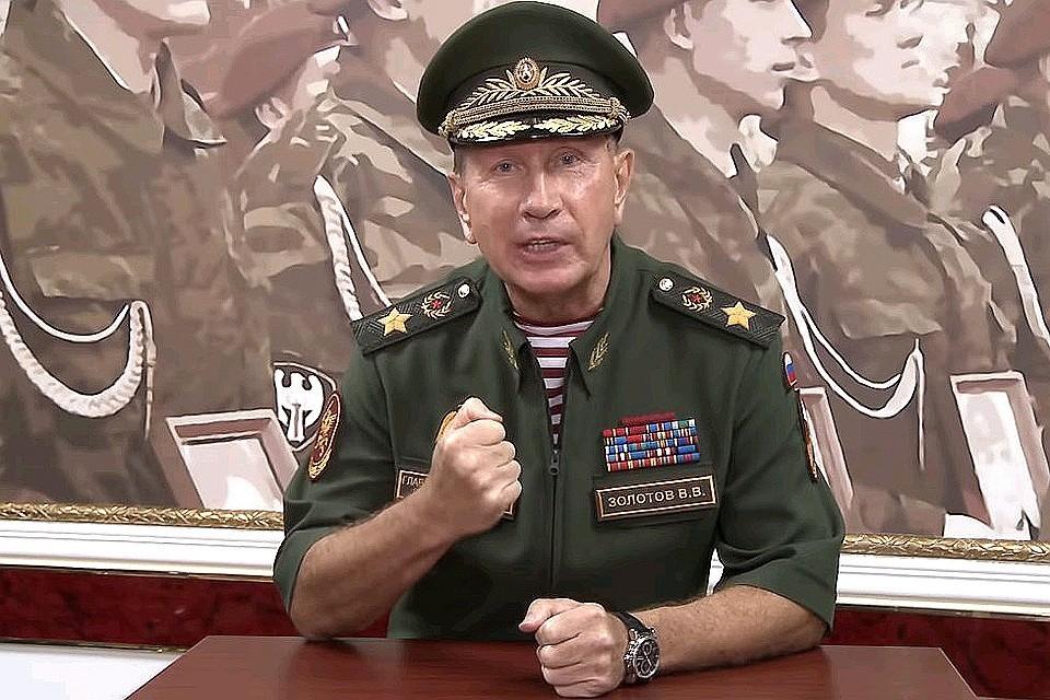 Глава Росгвардии Виктор Золотов перешел от слов к делу и подал судебный иск против Алексея Навального.