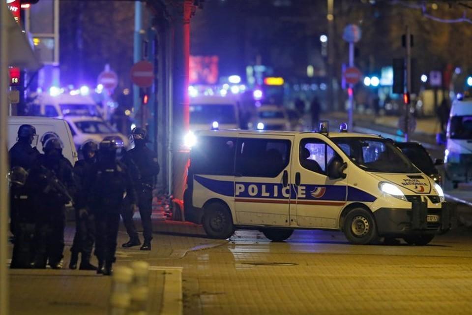 Преступник был ликвидирован полицией в южном квартале Страсбурга Нойдорфе
