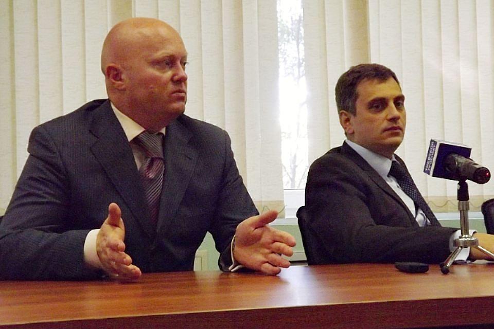 Ян Горелов и Сергей Горохов обвиняются в мошенничестве на сумму почти в четыре миллиарда рублей