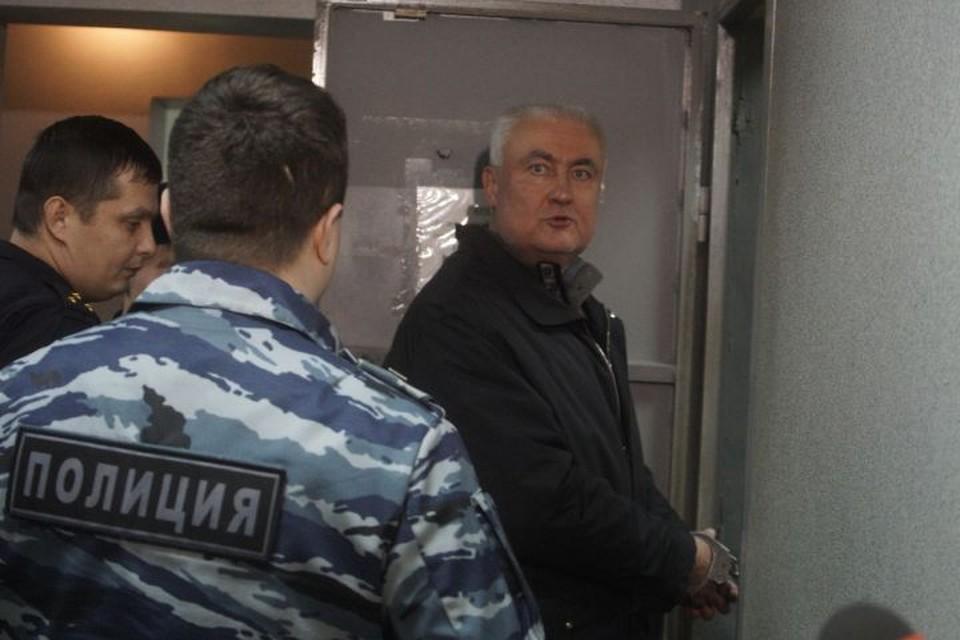 Алексей Миронов просил суд позволить ему работать, пока идет следствие.