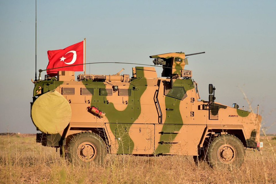 Турция намерена координировать действия по Сирии