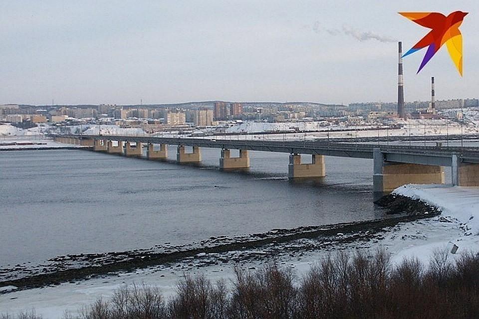 302867c656c3 Отключение фонарей и светофоров на мосту через Кольский залив в Мурманске  перенесли