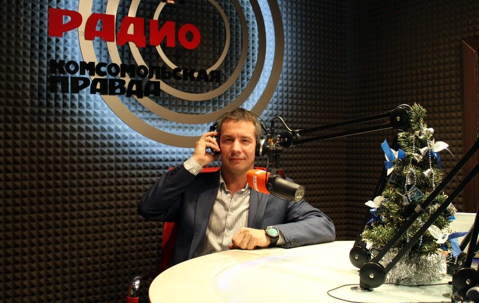 Александр Волков, основатель и директор компании «Арктика Сити»