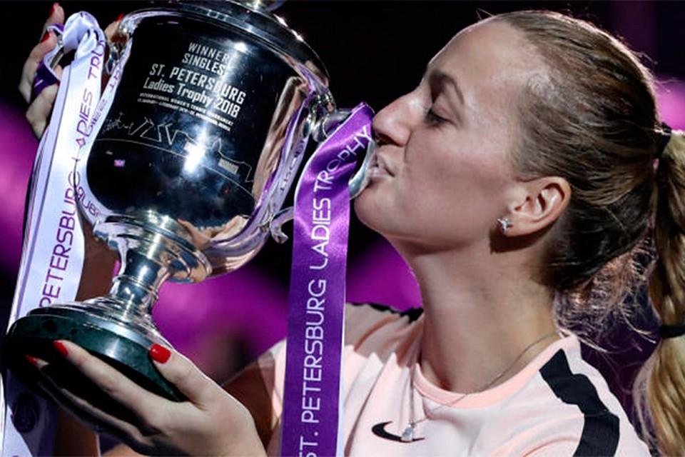Шарапова, Касаткина, Квитова  Стал известен состав St. Petersburg Ladies  Trophy 2019 eb2c2754aa0