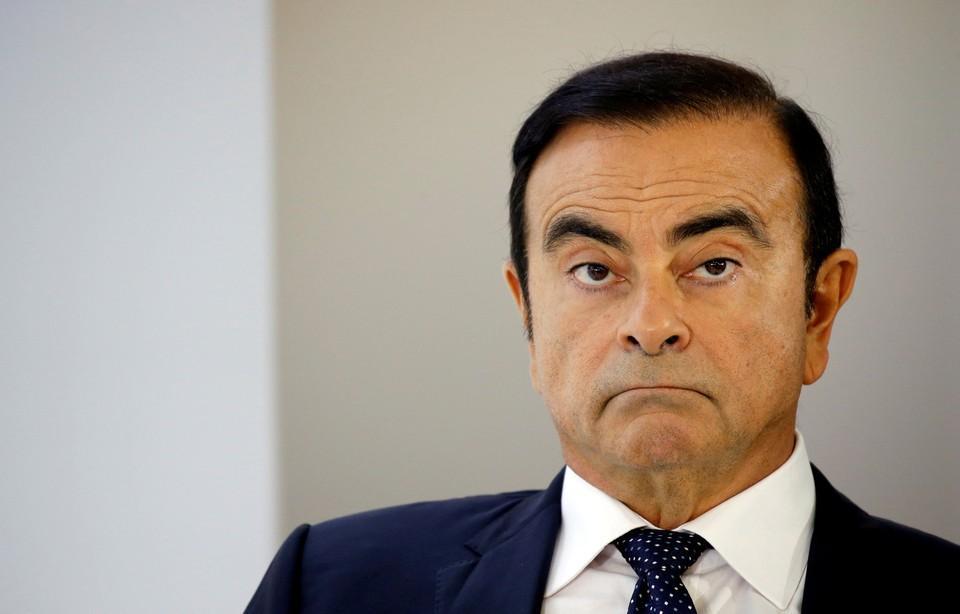 Бывший президент совета директоров Nissan Карлос Гон