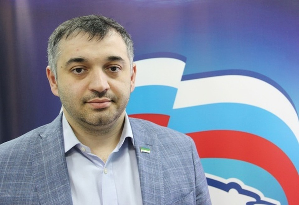Фото пресс-службы Единой России в Коми