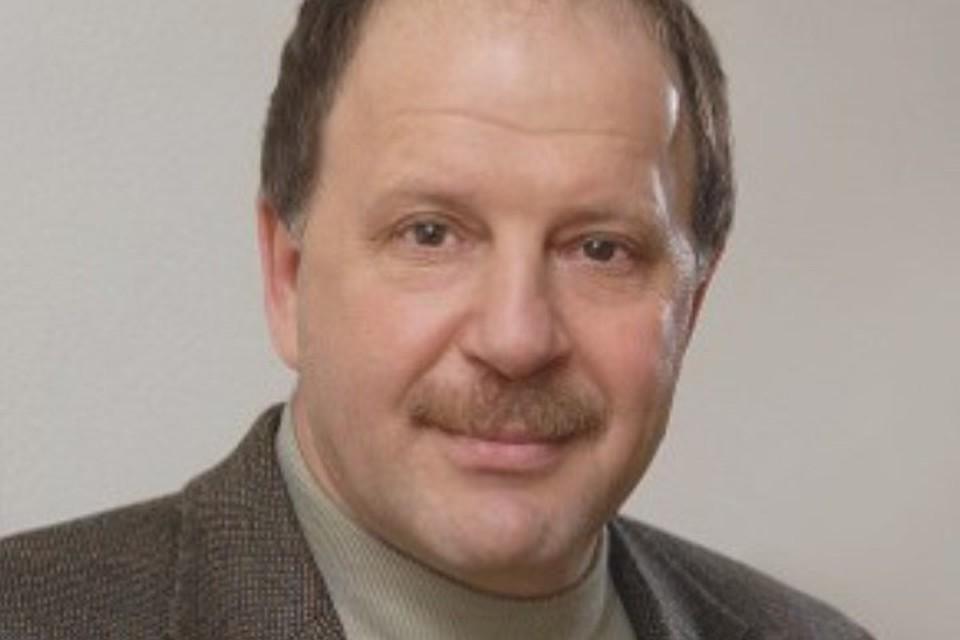 Физик-теоретик Сергей Псахье