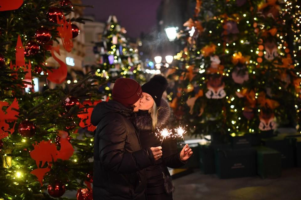 Роструд напомнил россиянам о десятидневных новогодних каникулах