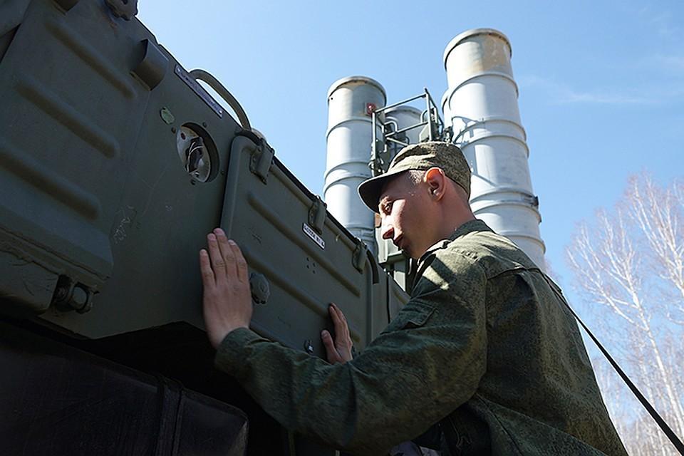 С-300 испытали в ЦВО