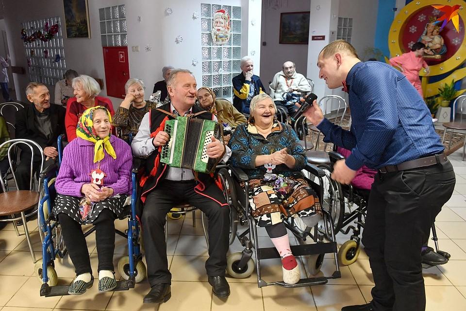 Эра милосердия дом престарелых новоузенский дом интернат для престарелых и инвалидов