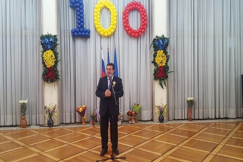 Посол Румынии в России Василе Соаре сделал скандальное заявление (Фото: соцсети).
