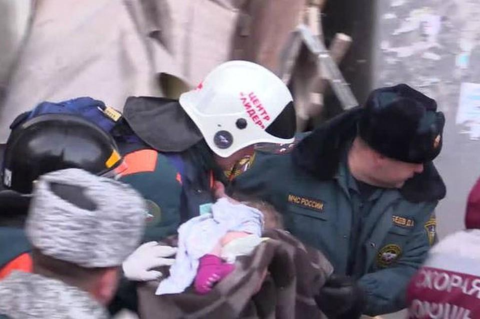 Спасение Ванечки стало настоящим чудом! Фото: кадр с видео.