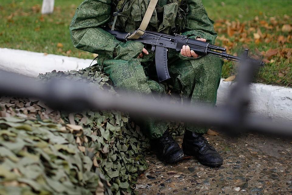 В Дагестане ликвидированы три вооруженных террориста, напавшие на сотрудников ДПС