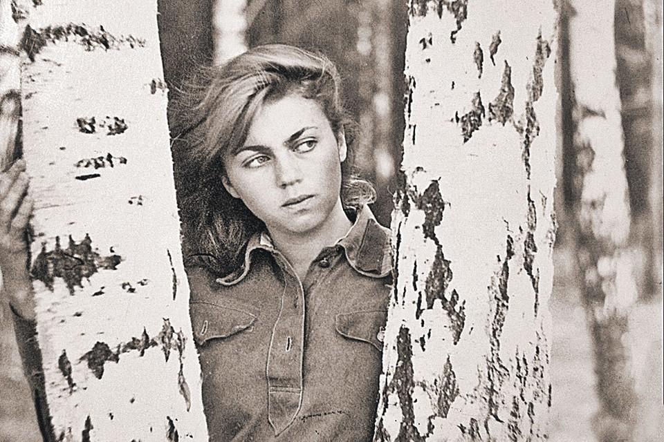 Елена в картине Мераба Тавадзе «Молодыми остались навсегда» (1982 год). Фото: Личный архив
