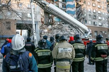 CК на заявление террористов: В Магнитогорске приоритетной остается версия утечки газа