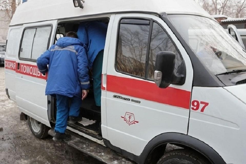 Одну из пострадавших пенсионерок доставили в больницу в тяжелом состоянии