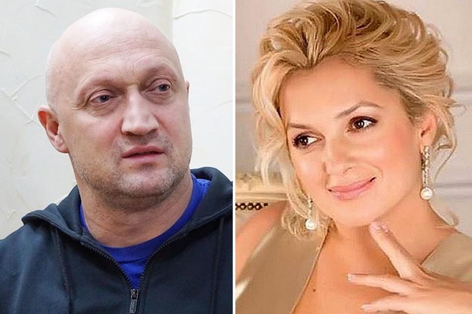 Куценко и Порошина были женаты пять лет. Фото: Татьяна ПОДЪЯБЛОНСКАЯ и Инстаграм.