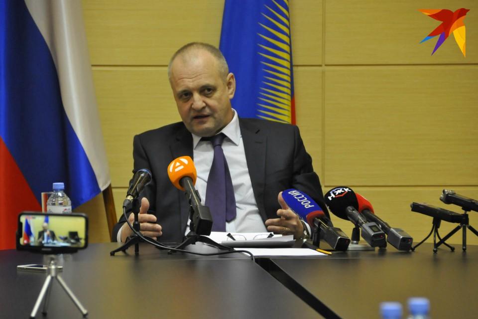 Андрей Сысоев рассказал об итогах работы в 2018 году.