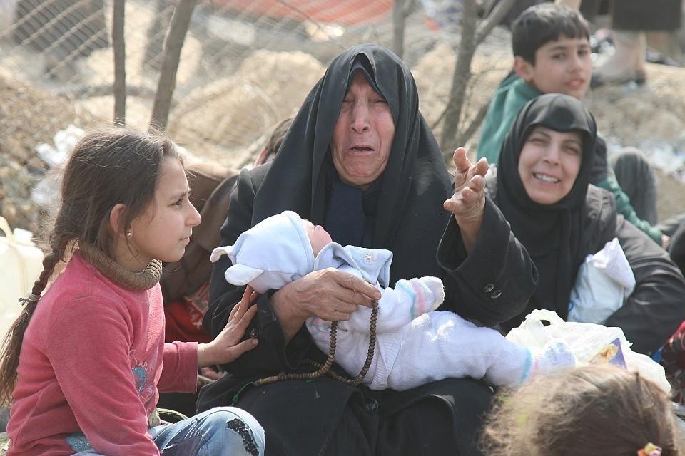 В Сирии и Ираке ждут помощи больше тысячи российских детей