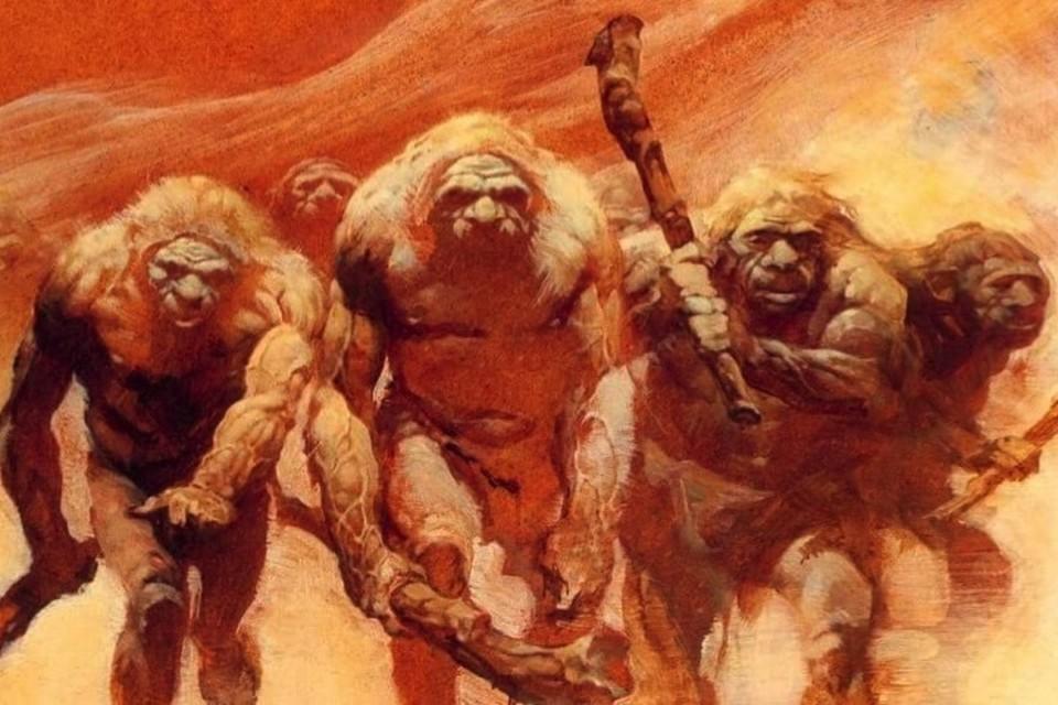 """Неандертальцы были особенно хороши в """"командных соревнованиях""""."""