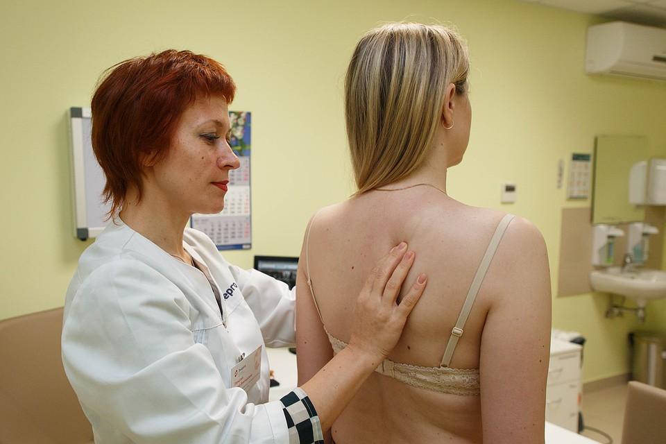 Как правило, выявление злокачественных опухолей начинается с посещения терапевта или врача общей практики