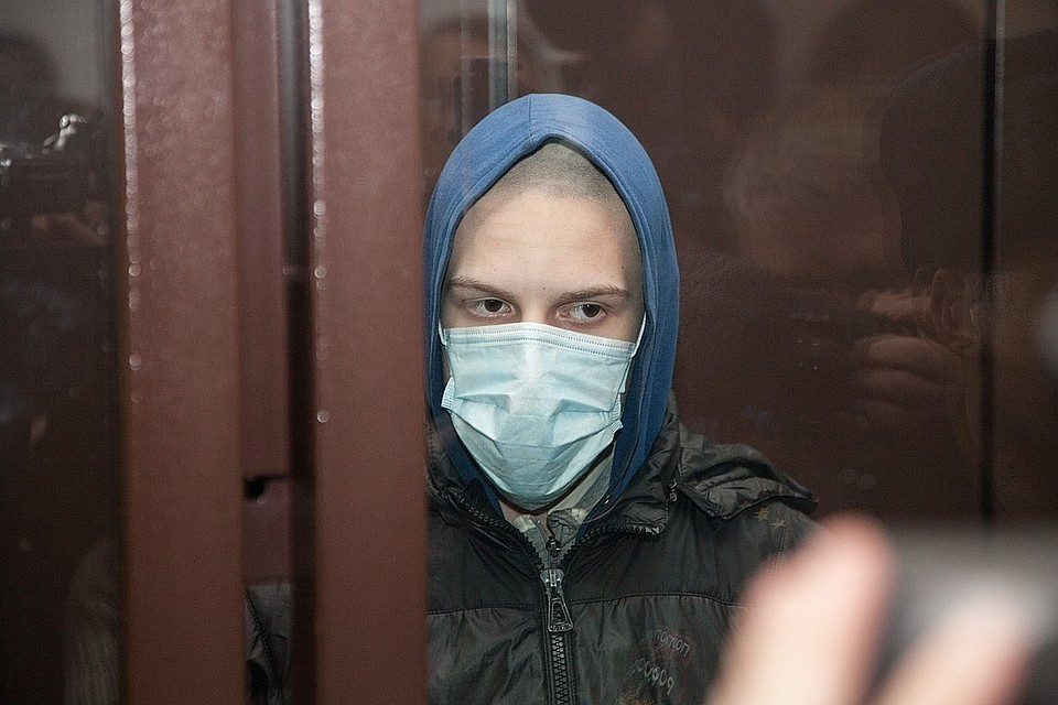 Леониду Б. присудили почти максимальный срок.
