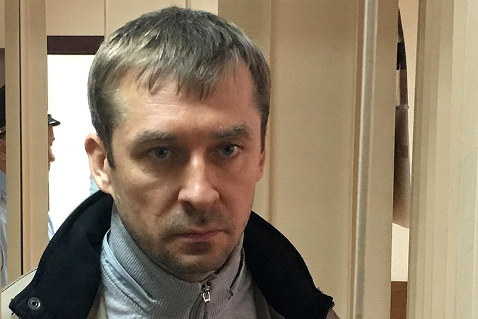 Захарченко задержали в сентябре 2016 года