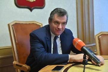 Депутат Госдумы Леонид Слуцкий ответил на обвинения в харассменте