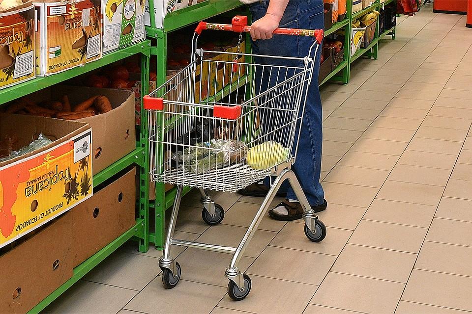 Каждая тележка обходится магазину примерно в 2,5 тысячи рублей.