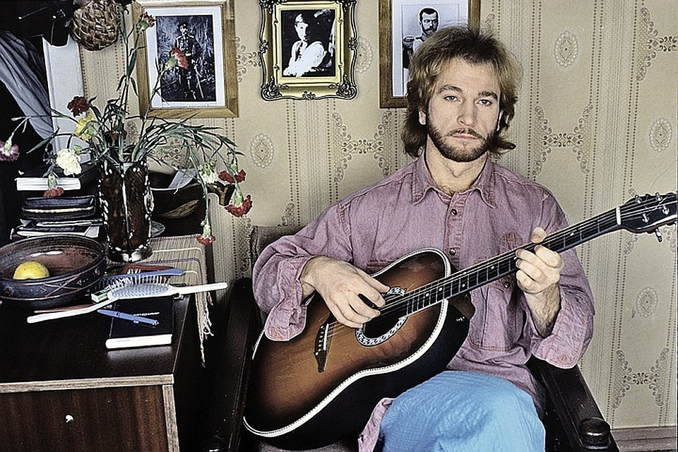 Игоря Талькова убили 6 октября 1991 года в за кулисами концертного зала в Ленинграде