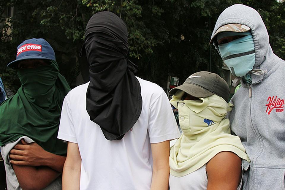 В рейтингах самых опасных столиц мира Каракас всегда занимает лидирующие позиции