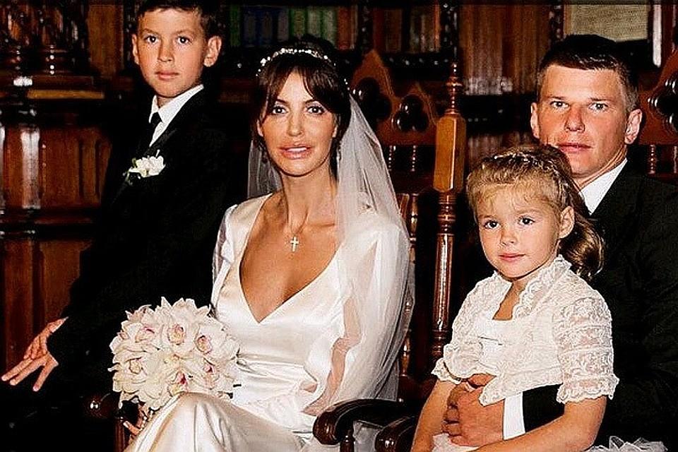 свадьба аршавина и алисы казьминой фото