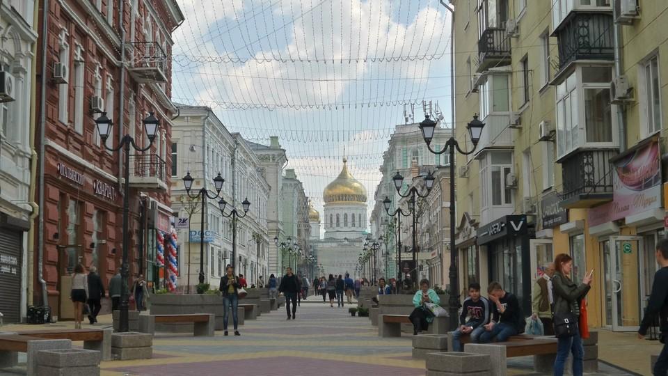 Новый закон поможет, в том числе, в сохранении исторического облика Ростова-на-Дону. Фото: rostov-gorod.ru