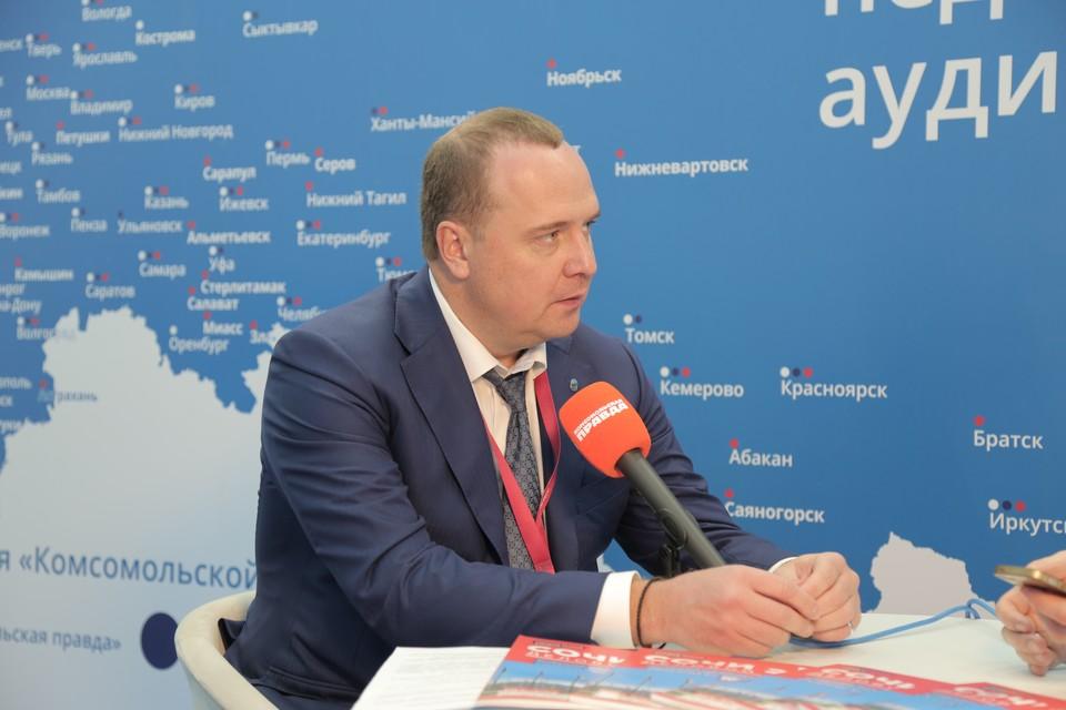 Александр Евгеньевич Лошманов, заместитель генерального директора по развитию пассажирского транспорта АО «Трансмашхолдинг».